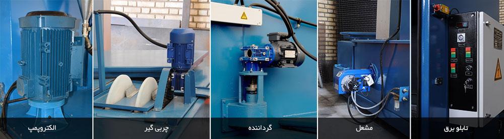 بهساز ماشین، تولید کننده انواع دستگاه قطعه شویی و موتورشویی